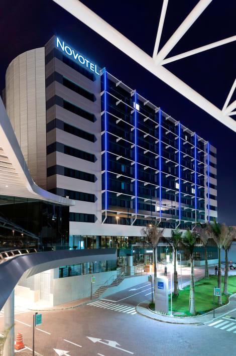 HotelNovotel Salvador Hangar Aeroporto
