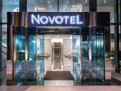 HotelNovotel Abu Dhabi Al Bustan
