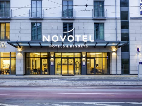 HotelNovotel Nuernberg Centre Ville
