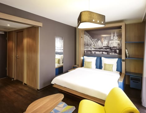 HotelAparthotel Adagio Koln City
