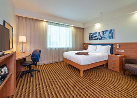Hampton by Hilton London Luton Airport Hotel