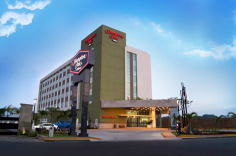 Hotel Hampton Inn By Hilton Villahermosa