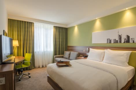 Hotel Hampton by Hilton Frankfurt City Centre Messe