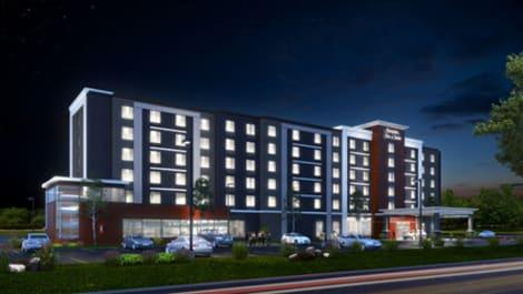 HotelHampton Inn & Suites - Medicine Hat, Alberta, Canada