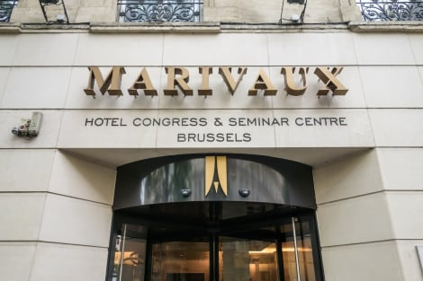 Marivaux Hotel Congress and Seminar Centre Brussels Hotel
