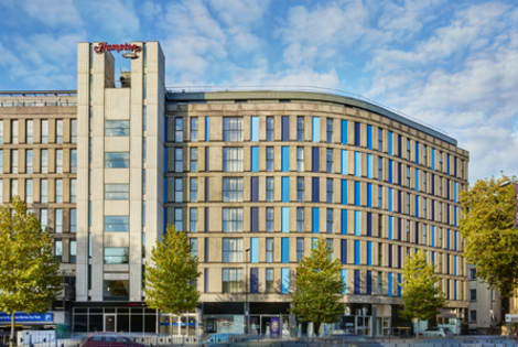 Hampton by Hilton Bristol City Centre Hotel