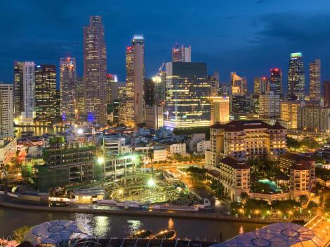 Hotel Mercure Singapore Bugis