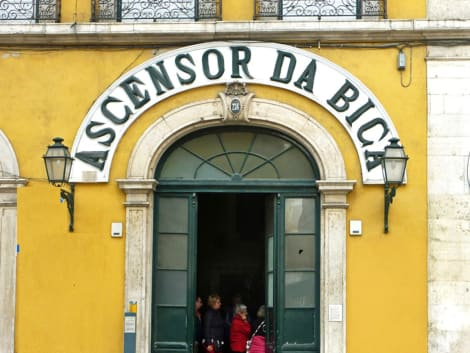 Hotel Lisbon Serviced Apartments - Ascensor da Bica
