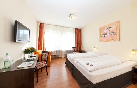 Novum Hotel Plaza Dusseldorf