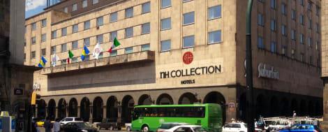 HotelNHC Guadalajara Centro Historico