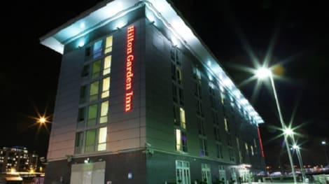 Hilton Garden Inn Glasgow City Centre Hotel
