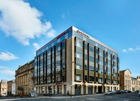 Hotel Hampton by Hilton Glasgow Central