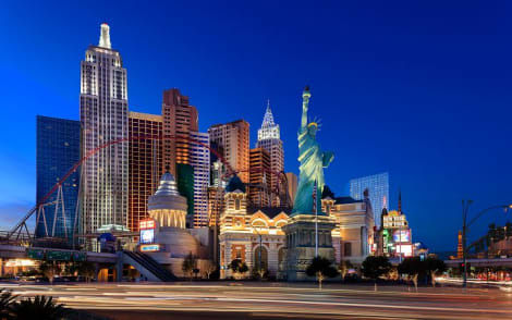 New York - New York Hotel and Casino Hotel