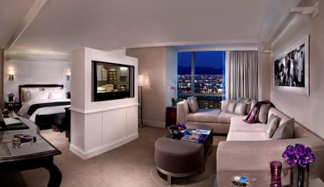 Hotel HRH All-Suite Tower at Hard Rock Hotel and Casino