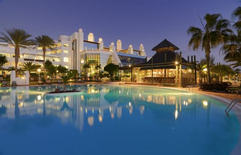 H10 Timanfaya Palace Hotel - Adults Only Hotel