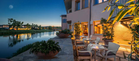 Hotel Hotel Ville sull'Arno and Spa