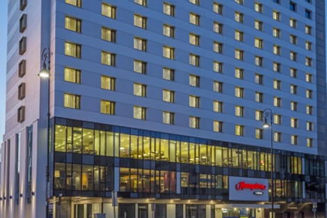 Hampton by Hilton Warsaw City Centre Hotel