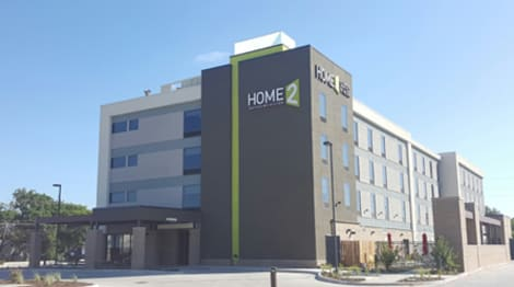 Hotel Home2 Suites by Hilton Waco