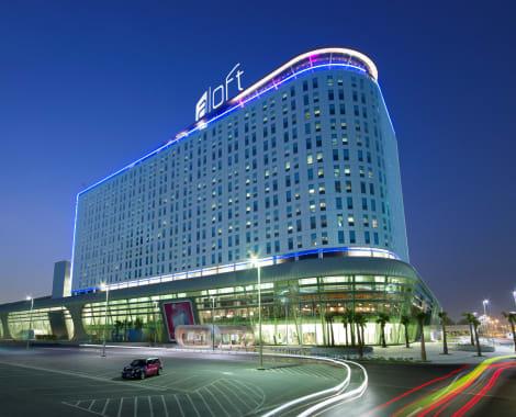 HotelAloft Abu Dhabi
