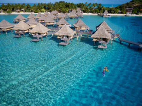 Hotel InterContinental Hotels LE MOANA BORA BORA