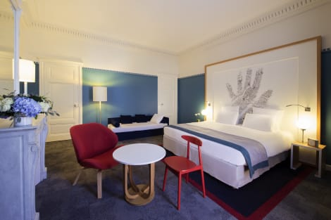 Hotel Mercure Lyon Centre Perrache
