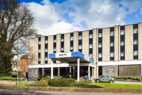 Hotel Park Inn By Radisson Nottingham