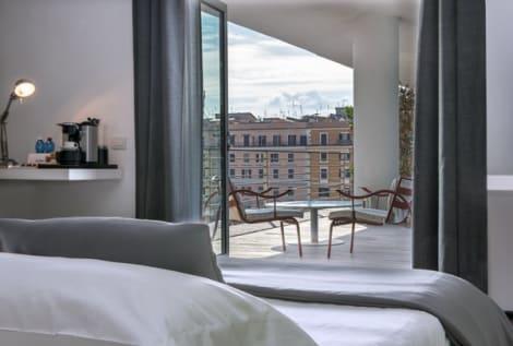 Hotel Radisson Blu Es. Hotel Roma