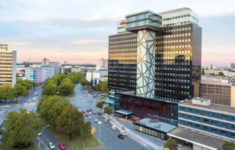 HotelHotel Riu Plaza Berlin
