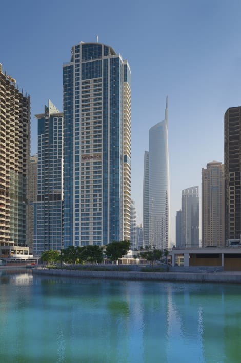 Movenpick Jumeirah Lakes Towers Hotel
