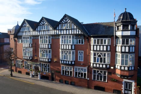 Hotel Chester Station Hotel, Sure Hotel Collection by Best Western
