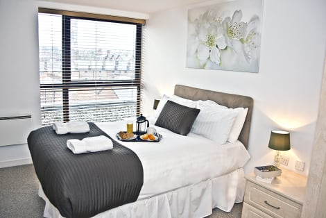 Base Serviced Apartments - Duke Street Apartaments
