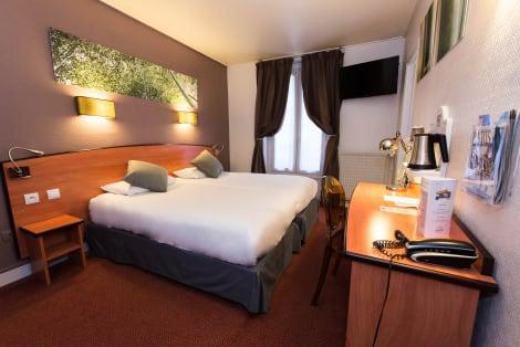 Hotel Kyriad Paris 13 Italie Gobelins