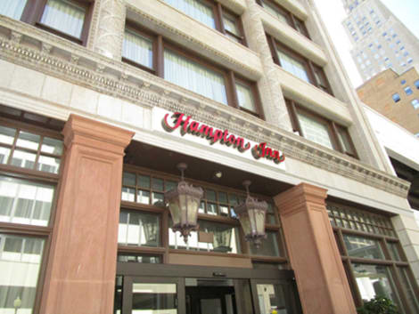 Hotel Hampton Inn Kansas City/Downtown Financial District
