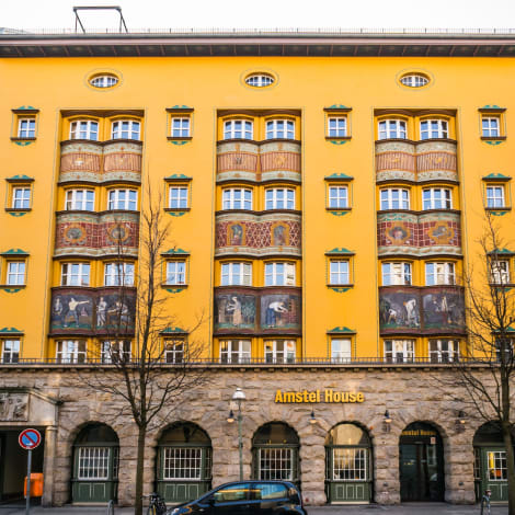 Hôtel Amstel House Hostel Berlin