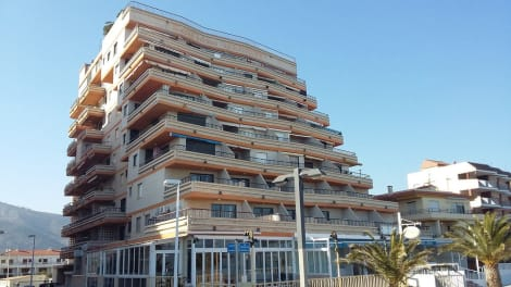 Appartements Apartamentos Bernat Pie de Playa 3000