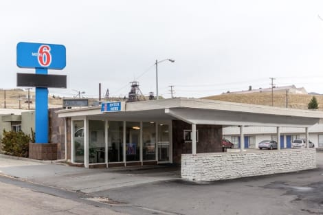 Motel 6 Butte - Historic City Center Hotel