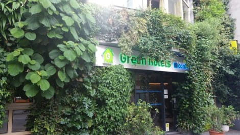 Hotel Green Hôtels Confort Paris 13