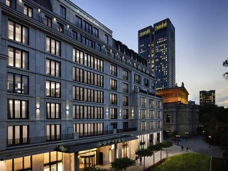HotelSofitel Frankfurt Opera