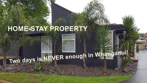 A bit of New York in Whanganui HOME STAY Hotel