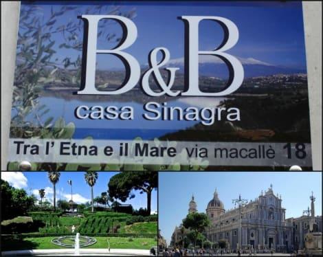HotelB&B Tra L'Etna e il Mare