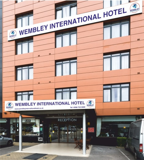 London Wembley International Hotel