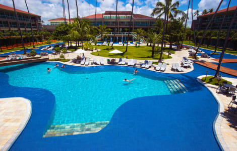 Hotel Enotel Convention & Spa Porto de Galinhas - All Inclusive