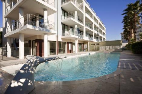 HotelAparthotel Adagio Marseille Prado Plage