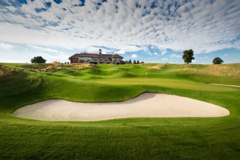 The Oxfordshire Golf Hotel and Spa Hotel