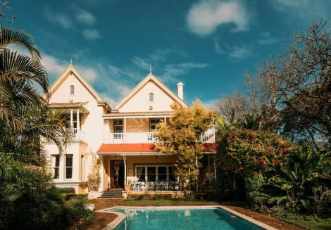 HotelHacklewood Hill Country House