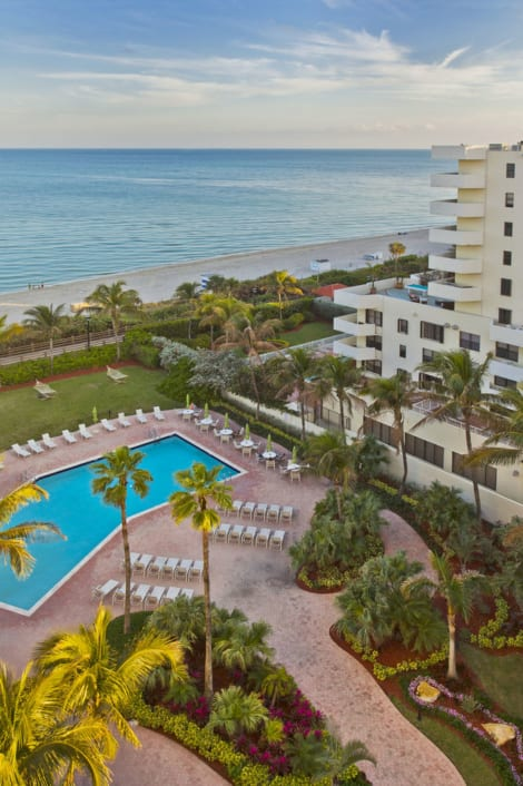 Hotel Holiday Inn MIAMI BEACH-OCEANFRONT