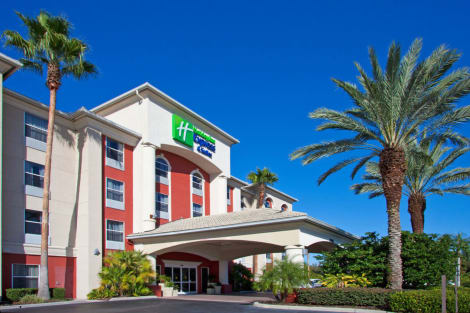 Holiday Inn Express & Suites ORLANDO INTERNATIONAL AIRPORT Hotel