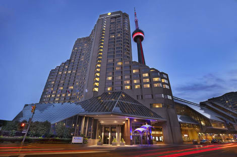 Hotel InterContinental Hotels TORONTO CENTRE