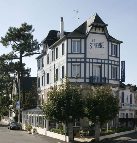The Originals Boutique, Hôtel Le Saint Pierre, La Baule-Escoublac (Inter-Hotel) Hotel