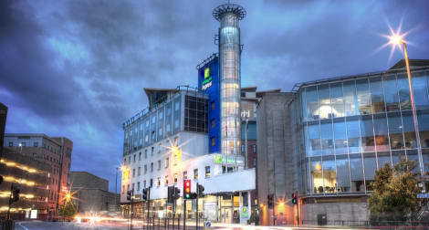 Hotel Holiday Inn Express GLASGOW - CITY CTR THEATRELAND